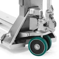 Dini Argeo | TPWIEX3GD Stainless Steel Pallet Truck Scale | Oneweigh.co.uk